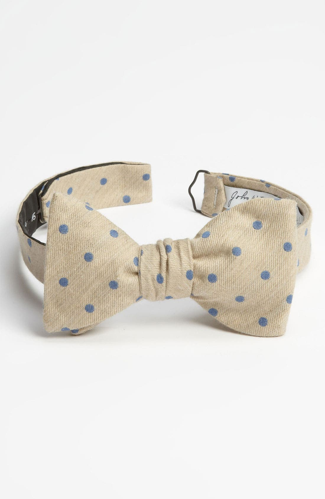 Alternate Image 1 Selected - John W. Nordstrom Silk Bow Tie
