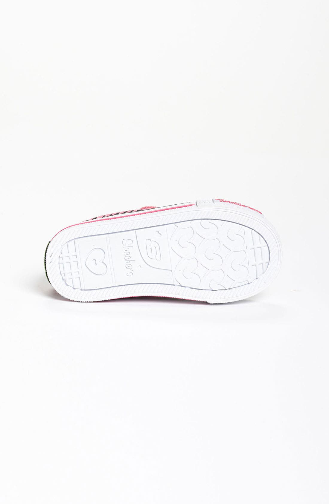 Alternate Image 4  - SKECHERS 'Twinkle Toes' Light-Up Sneaker (Walker & Toddler)(Nordstrom Exclusive)