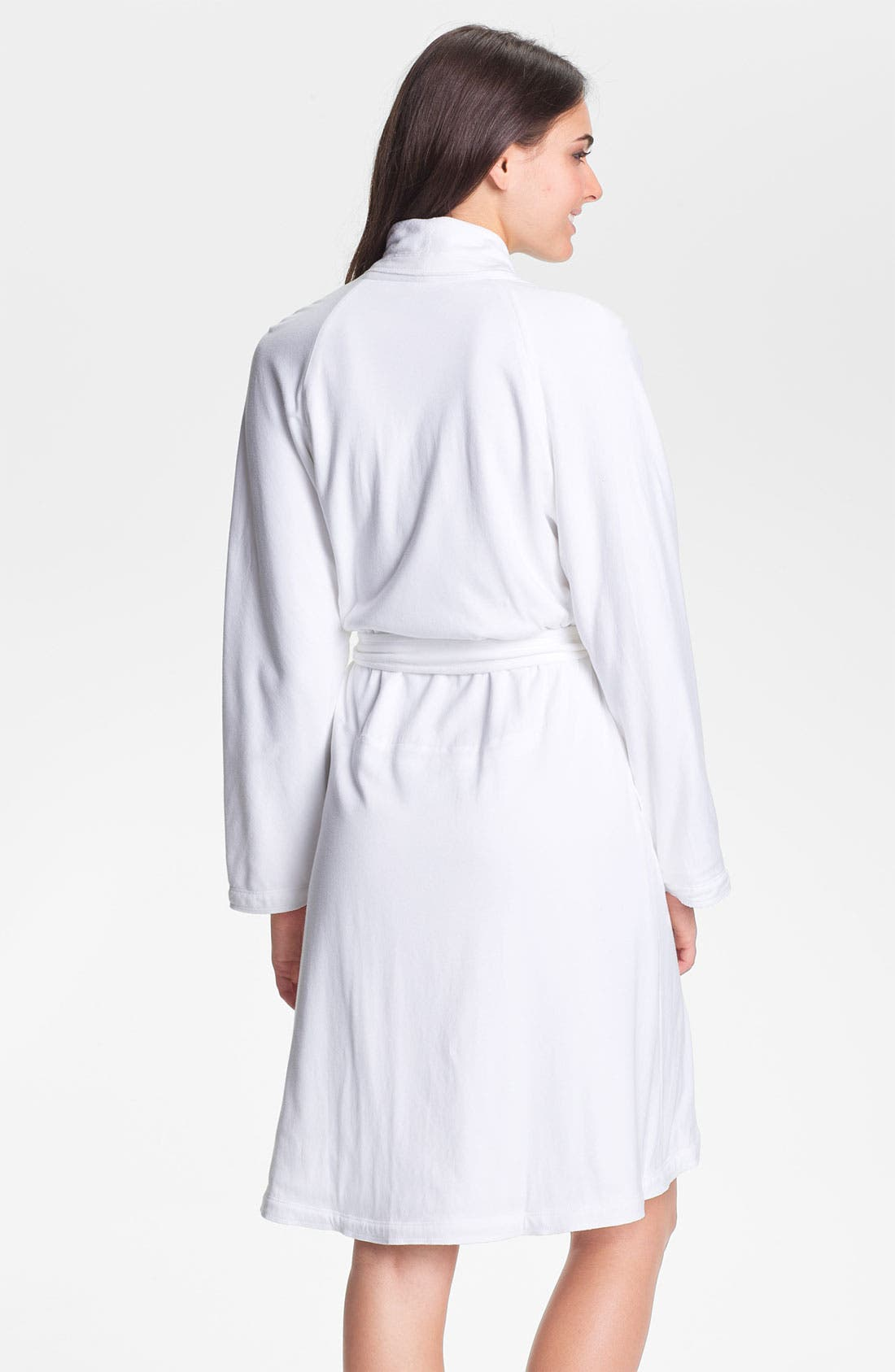 Alternate Image 2  - Donna Karan 'Casual Luxe' Robe
