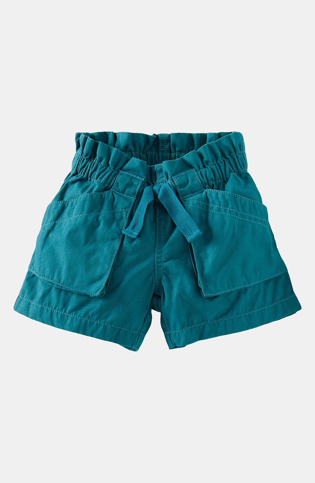 Alternate Image 1 Selected - Tea Collection Utility Shorts (Toddler, Little Girls & Big Girls)
