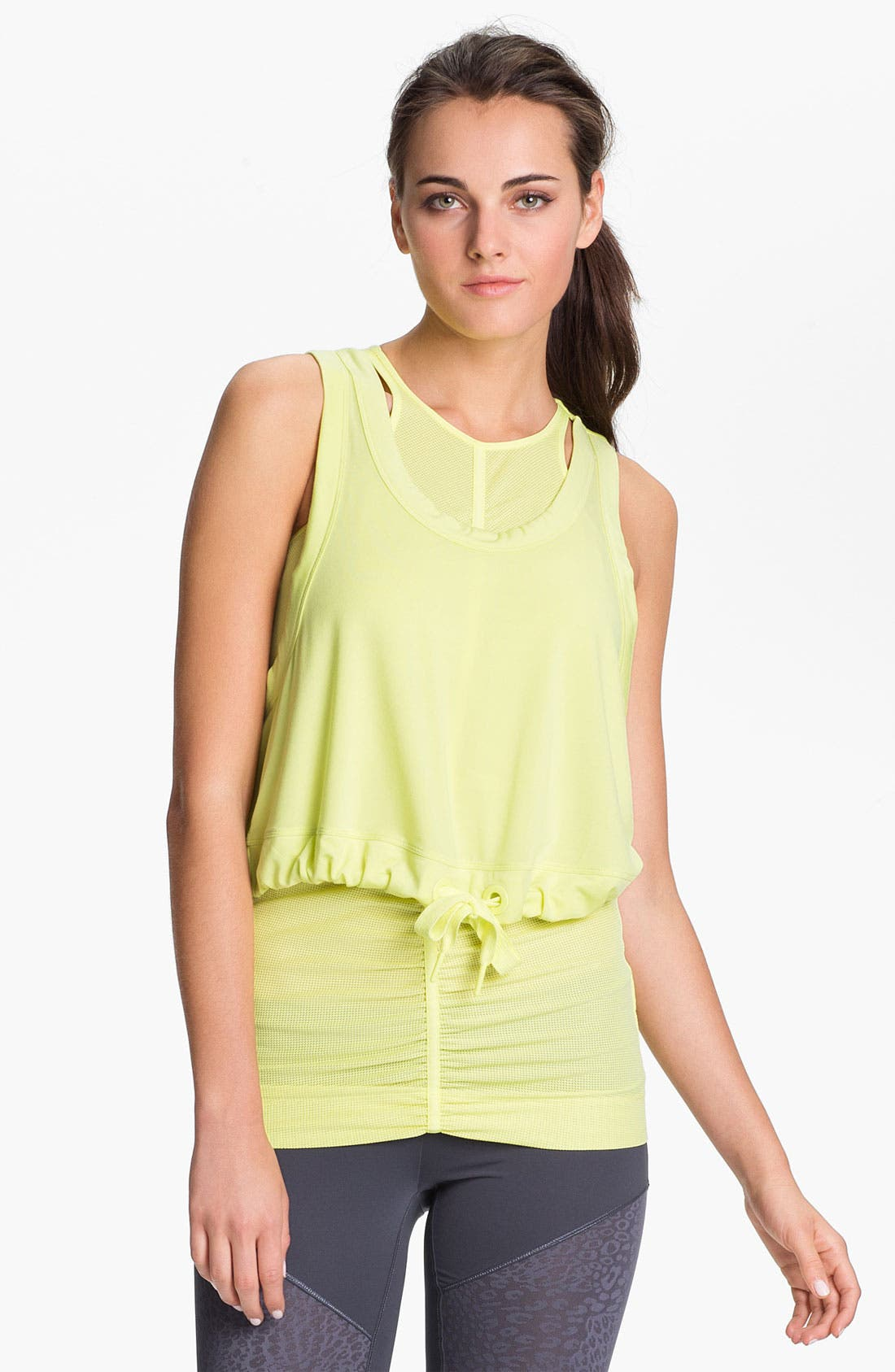 Main Image - adidas by Stella McCartney 'Tennis' Performance Tank