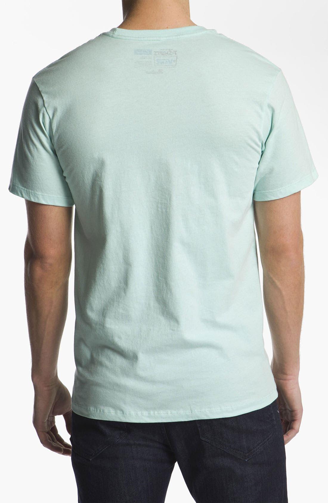 Alternate Image 2  - Vans 'Pipe Cleaner' T-Shirt