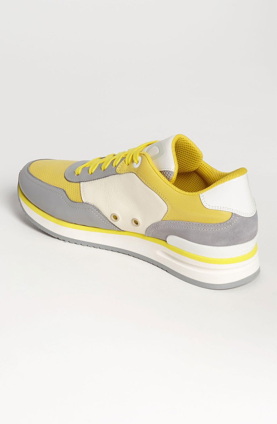 Alternate Image 2  - Salvatore Ferragamo 'Tower' Sneaker (Men)