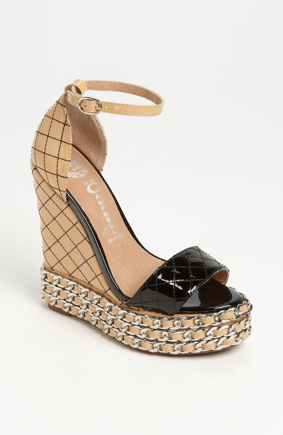 Alternate Image 1 Selected - Jeffrey Campbell 'Shanil' Sandal