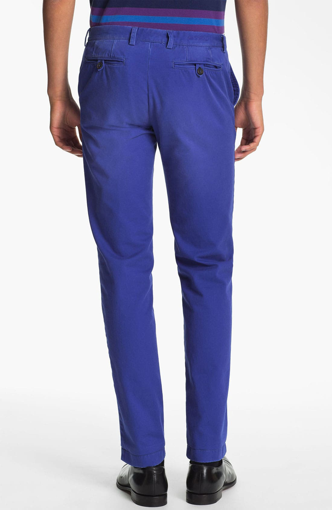 Alternate Image 2  - Etro 'Cuba Sabbiato' Slim Fit Pants