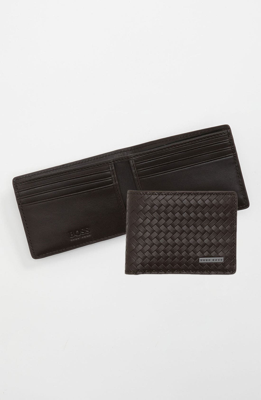 Alternate Image 1 Selected - BOSS Black 'Paminti' Wallet