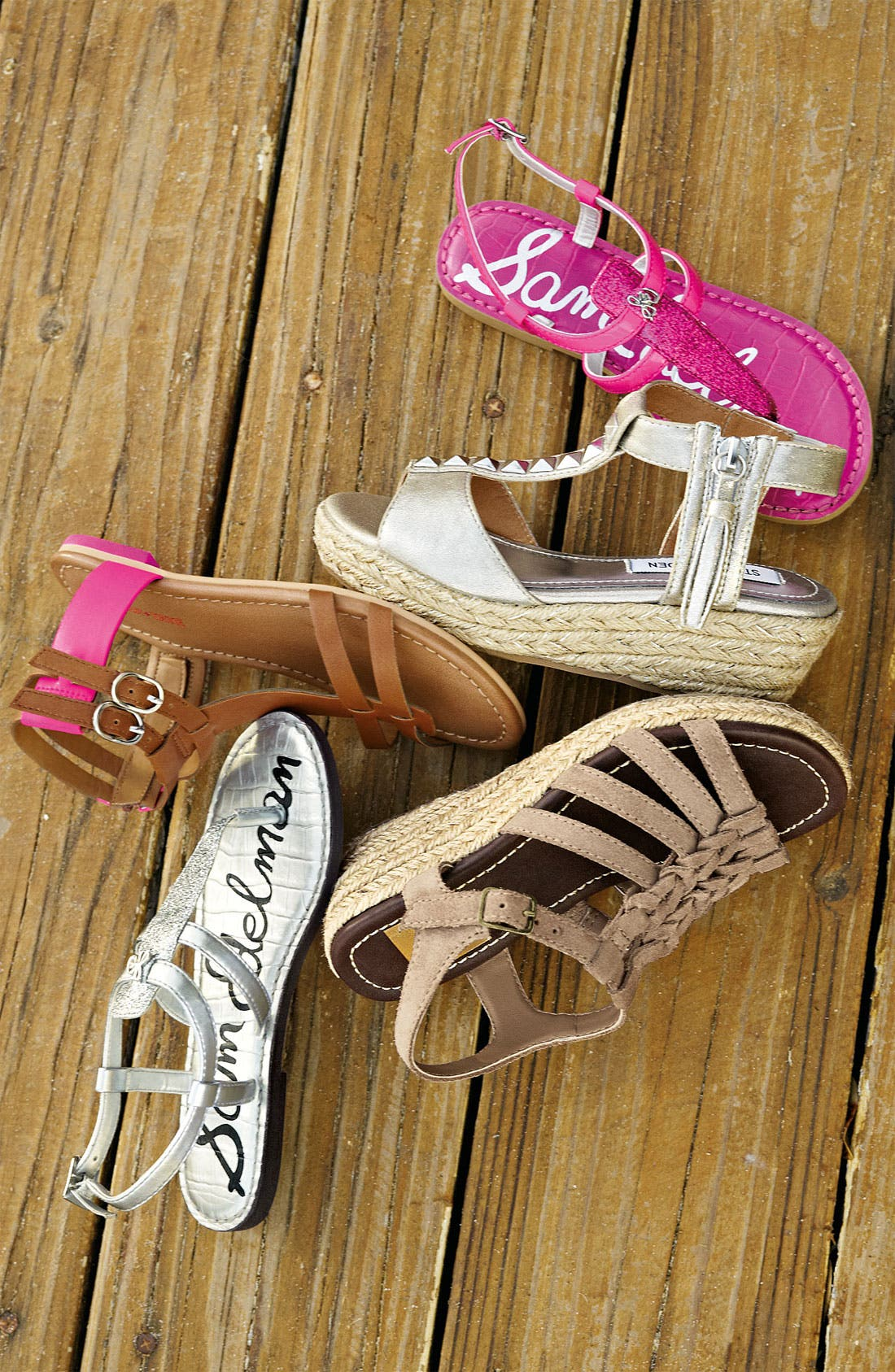 Alternate Image 5  - DV by Dolce Vita 'Taz' Sandal (Toddler, Little Kid & Big Kid)