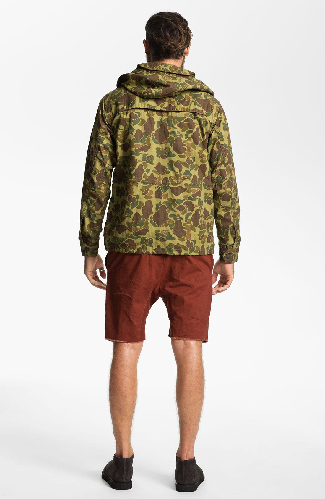 Alternate Image 3  - Zanerobe 'Sureshot' Chino Shorts