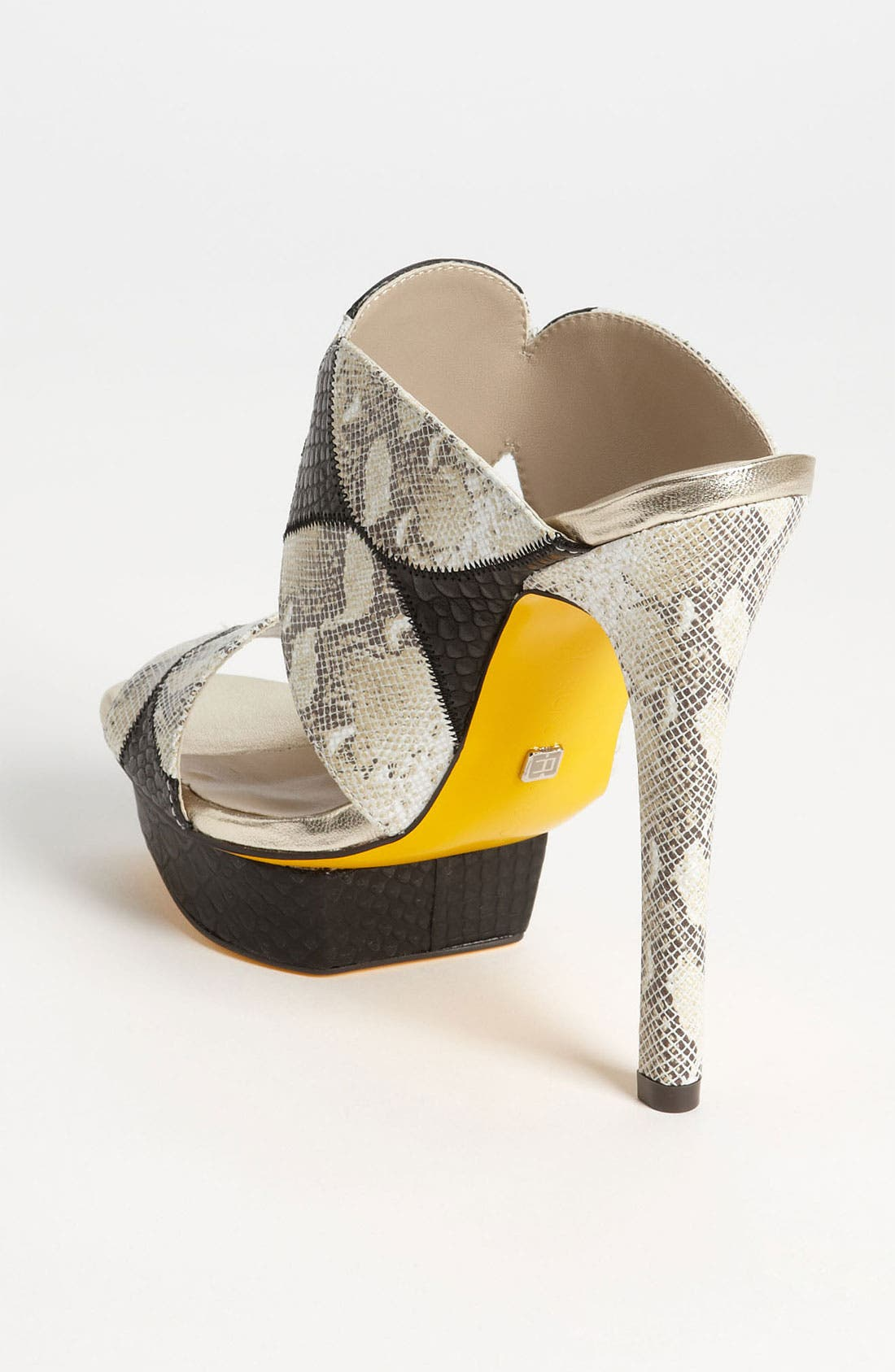 Alternate Image 2  - Blonde Ambition 'Ralley' Sandal