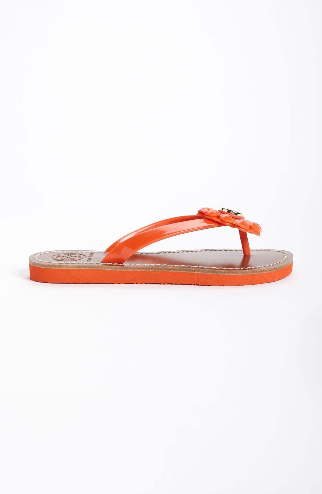 Alternate Image 4  - Tory Burch 'Adalia' Thong Sandal