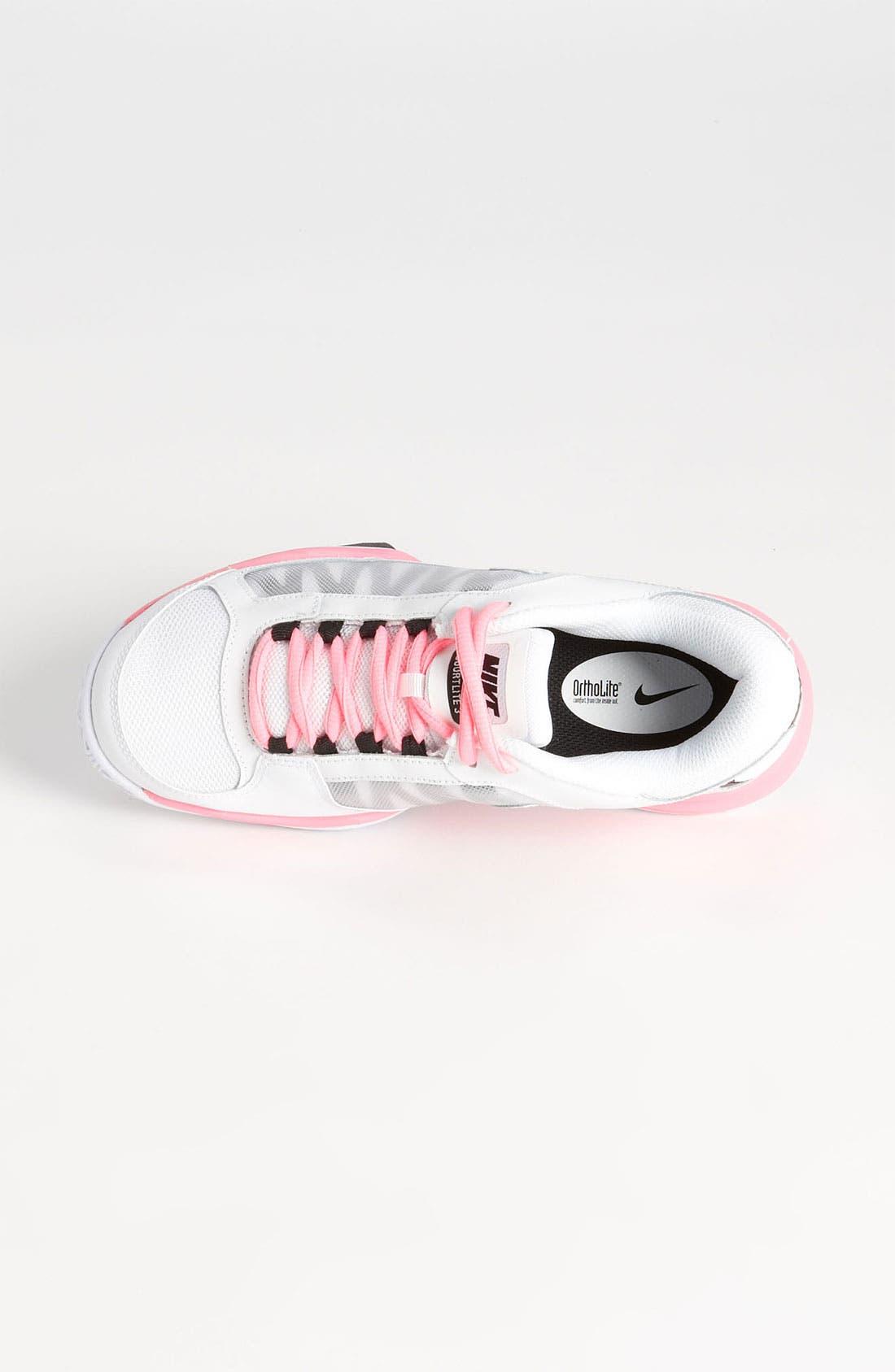 Alternate Image 3  - Nike 'Zoom Courtlite 3' Tennis Shoe (Women)