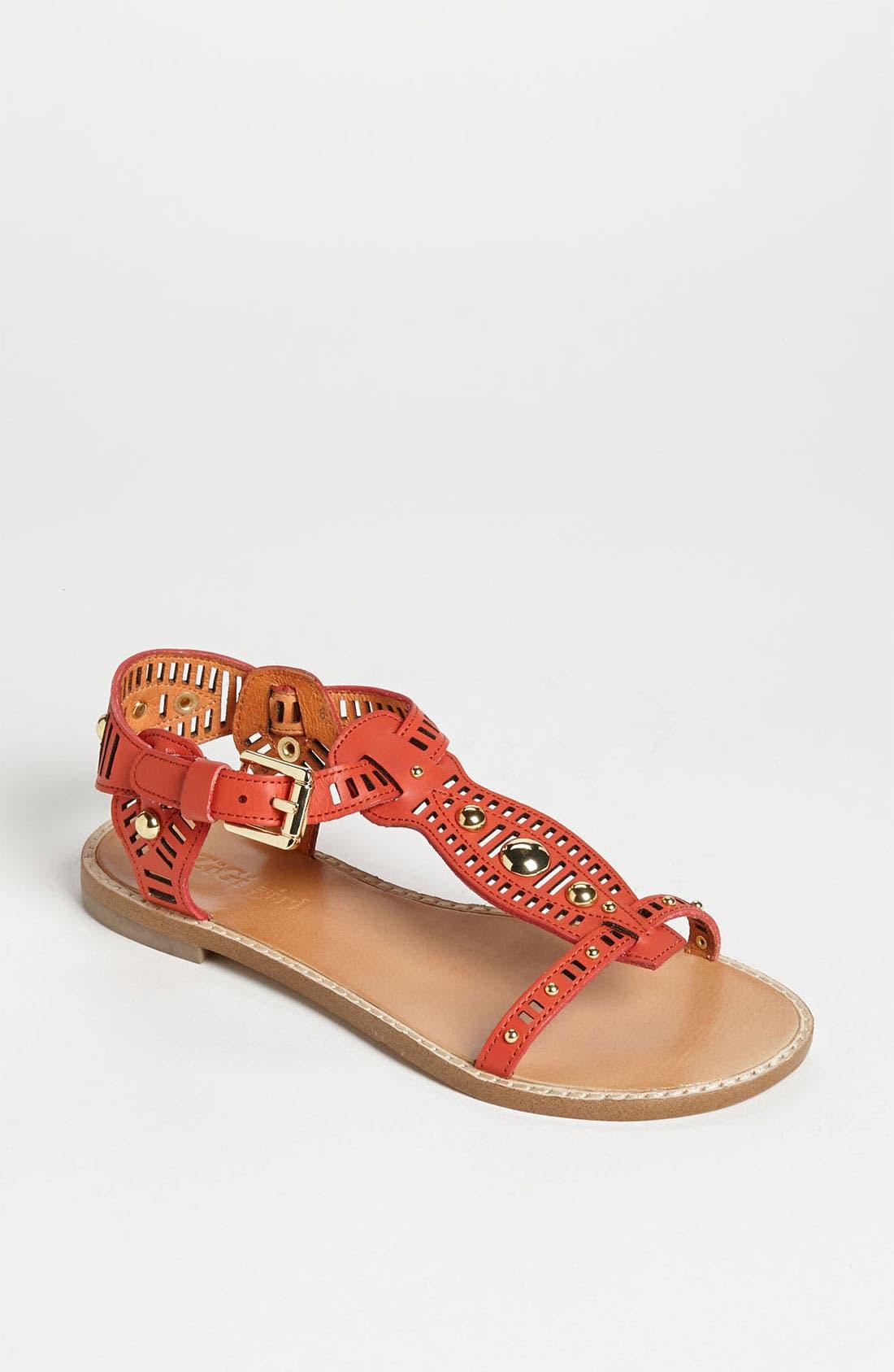 Alternate Image 1 Selected - ZiGi girl 'Elena' Sandal