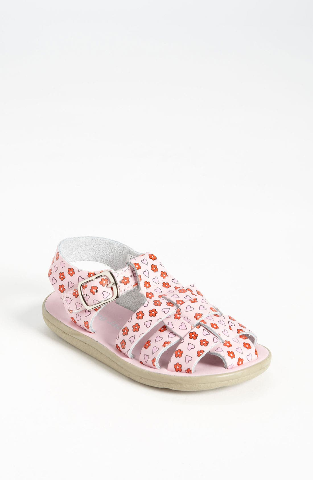 Main Image - Jumping Jacks 'Sea Fish' Sandal (Walker & Toddler)