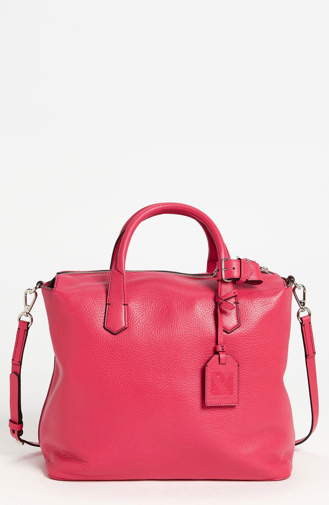 Alternate Image 1 Selected - Reed Krakoff 'Gym Bag' Leather Satchel