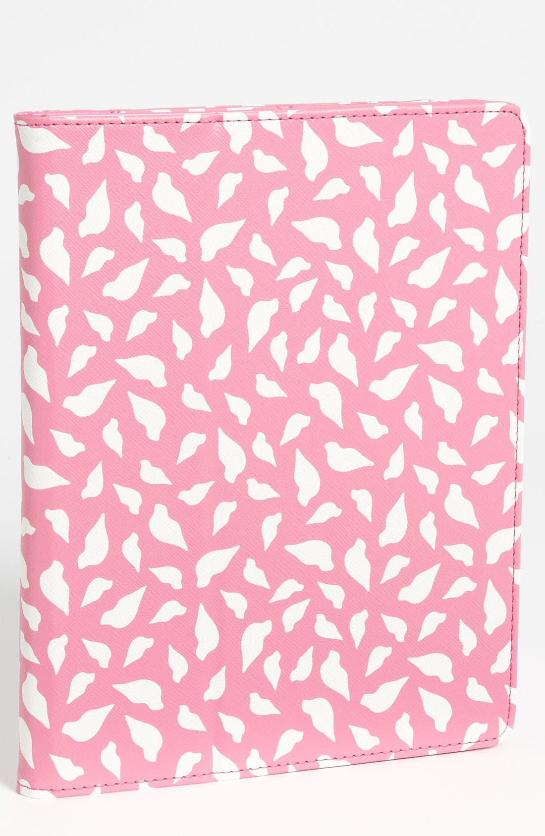 Alternate Image 1 Selected - Diane von Furstenberg 'Printed Lips' iPad Cover