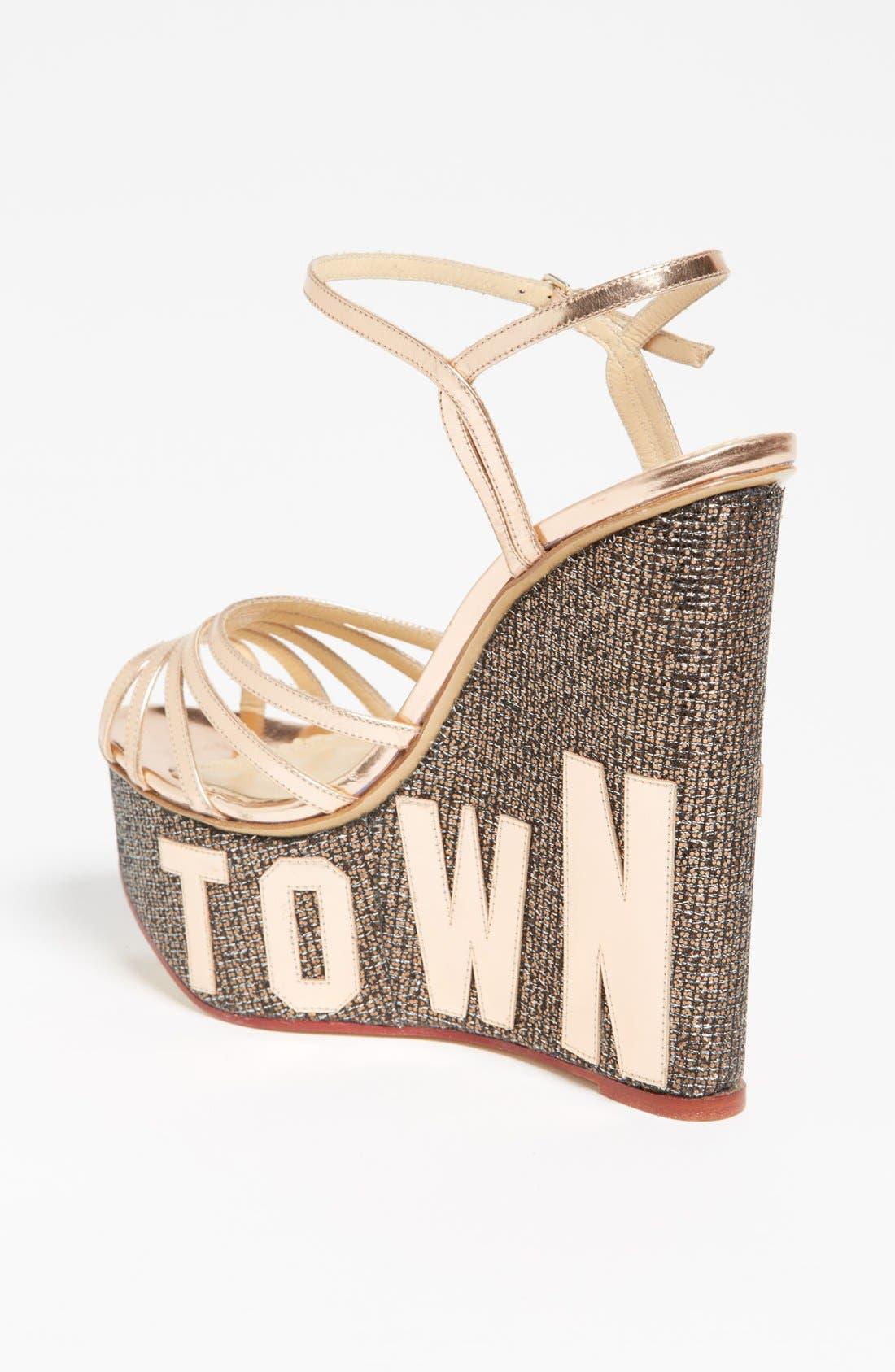 Alternate Image 3  - Charlotte Olympia 'Tinseltown' Sandal