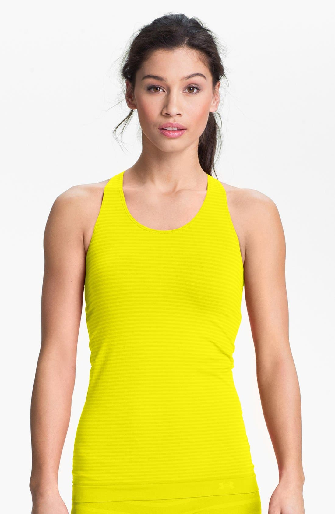 Alternate Image 1 Selected - Under Armour 'O Series' HeatGear Seamless Tank