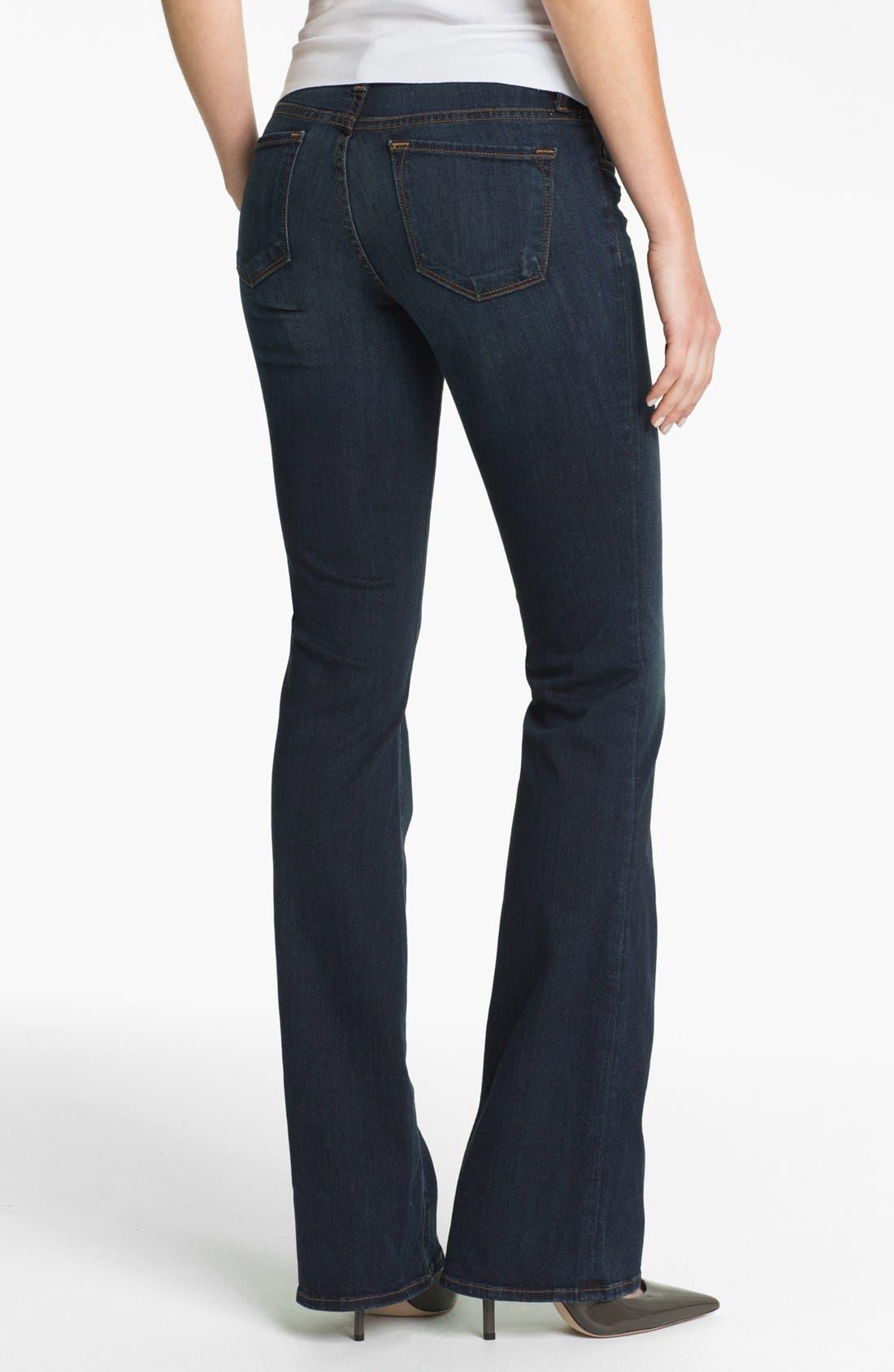 Alternate Image 2  - J Brand Slim Bootcut Jeans (Veruca)