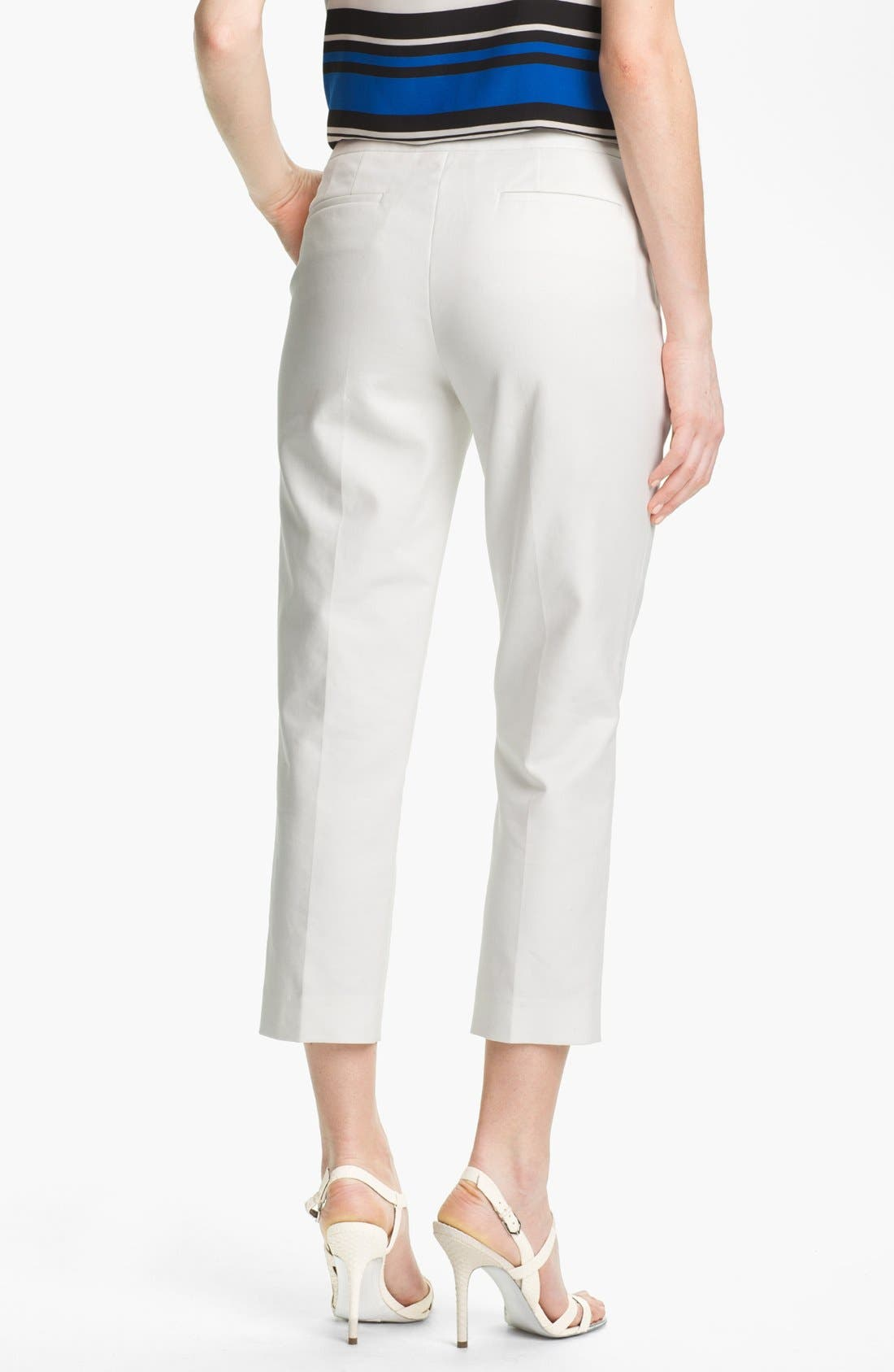 Alternate Image 2  - Vince Camuto Skinny Crop Pants