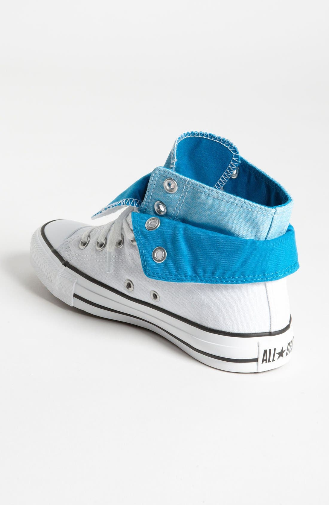 Alternate Image 3  - Converse Chuck Taylor® All Star® Double Tongue High Top Sneaker (Women)