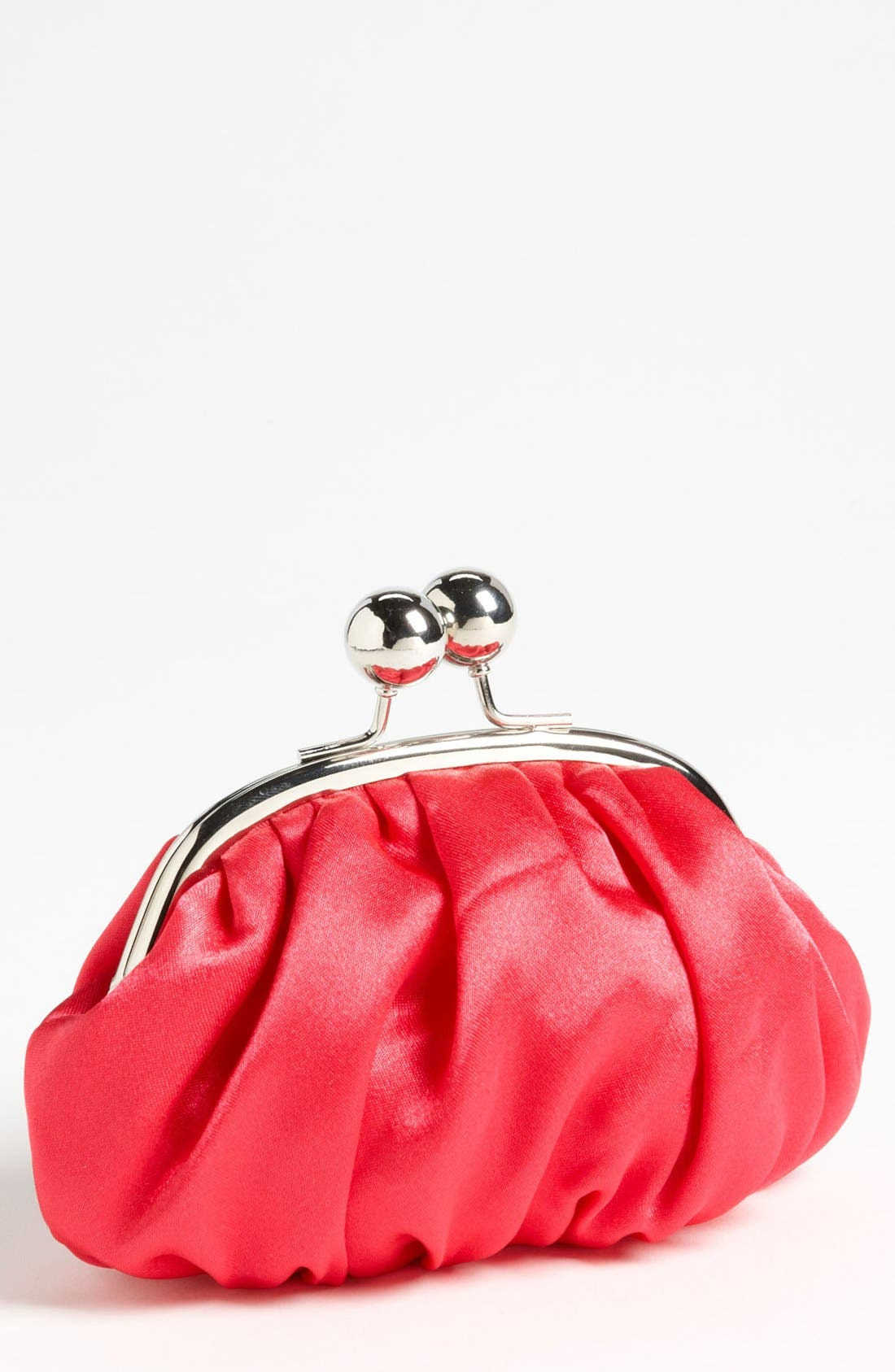 Alternate Image 1 Selected - Capelli of New York Mini Satin Clutch (Girls)