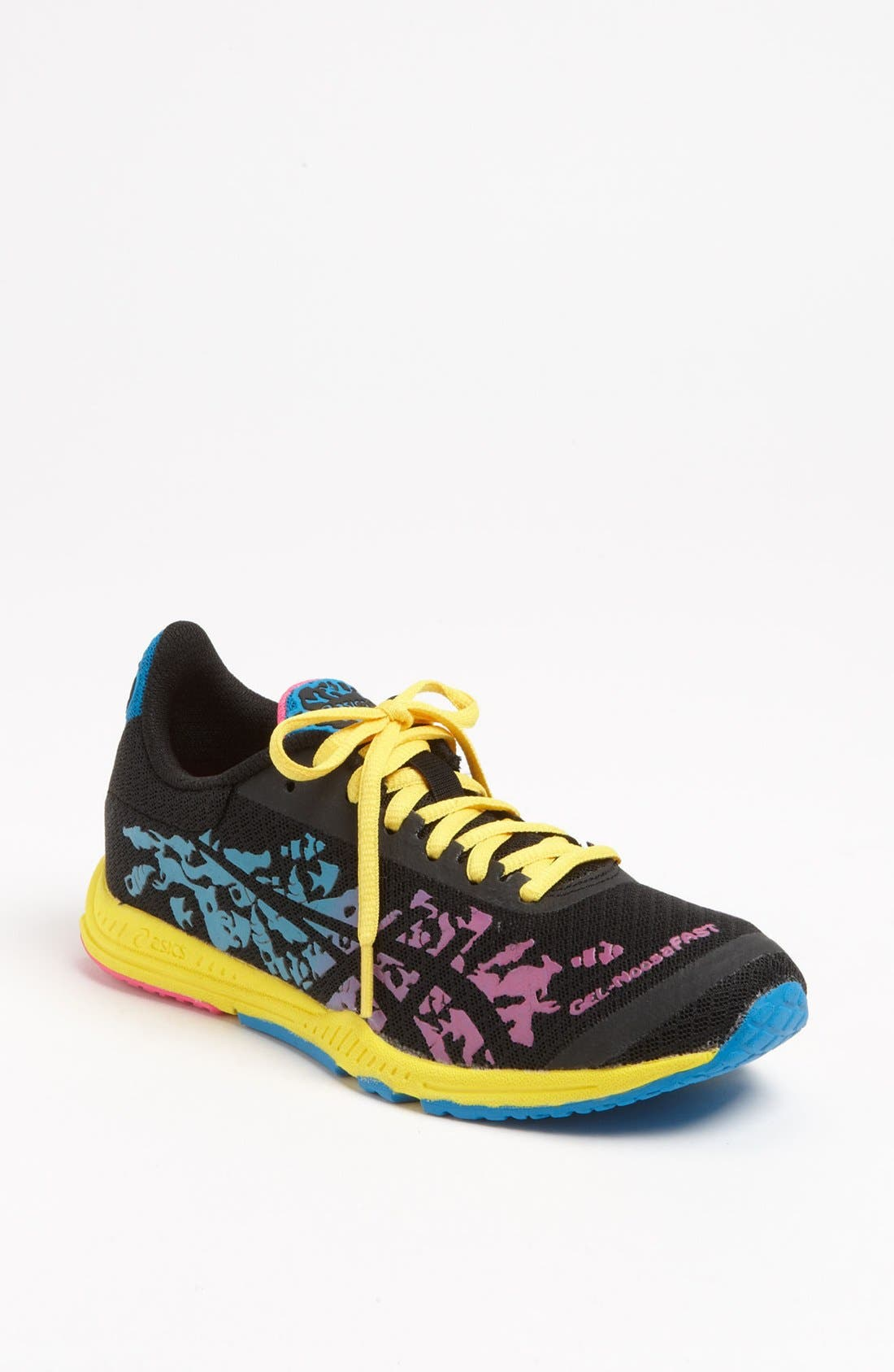 Alternate Image 1 Selected - ASICS® 'GEL-NoosaFAST™' Running Shoe (Women)