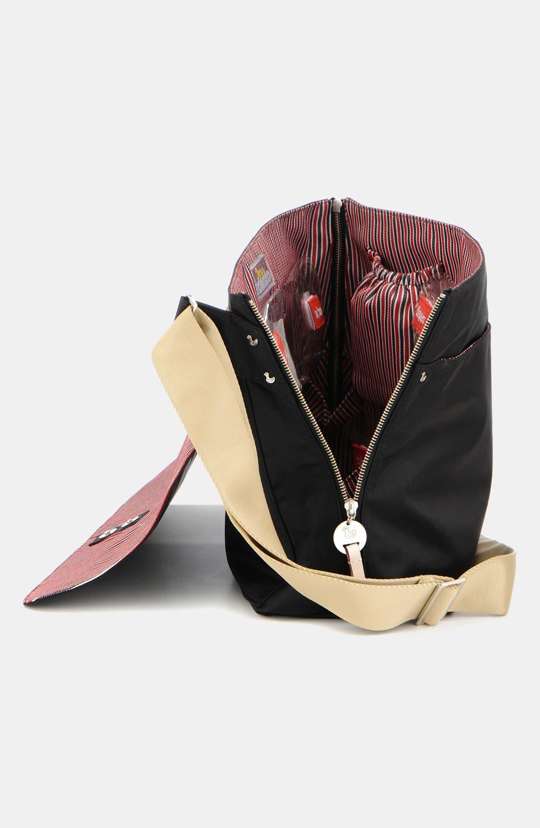 Alternate Image 4  - Danzo Baby Messenger Diaper Bag