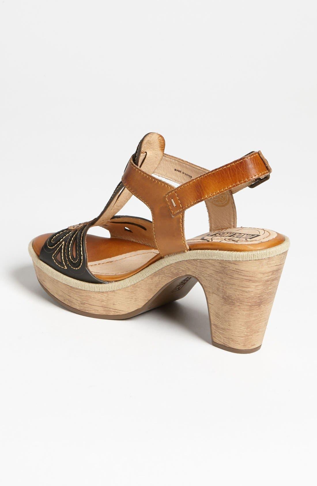 Alternate Image 2  - PIKOLINOS 'Trinidad' T-Strap Sandal