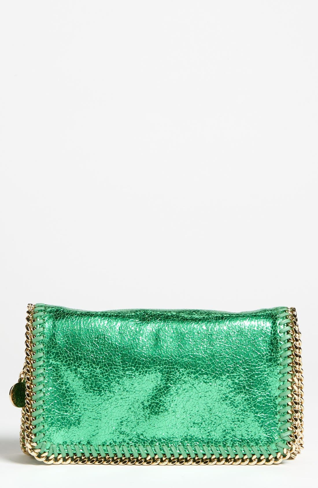 Main Image - Stella McCartney 'Falabella - Cracle' Crossbody Bag