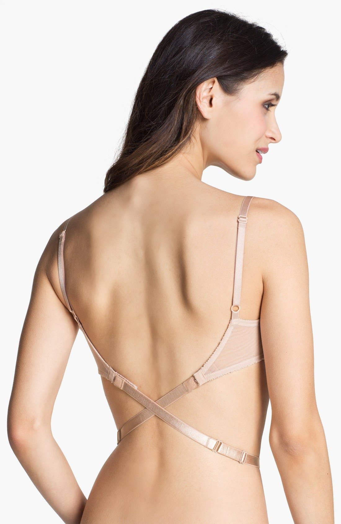 Main Image - Nordstrom Lingerie Low Back Strap 1-Hook Bra Attachment