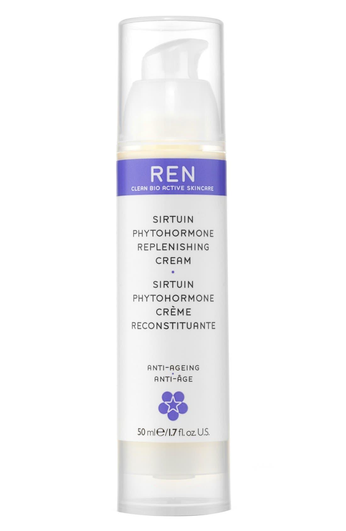 SPACE.NK.apothecary REN Sirtuin Phytohormone Replenishing Cream