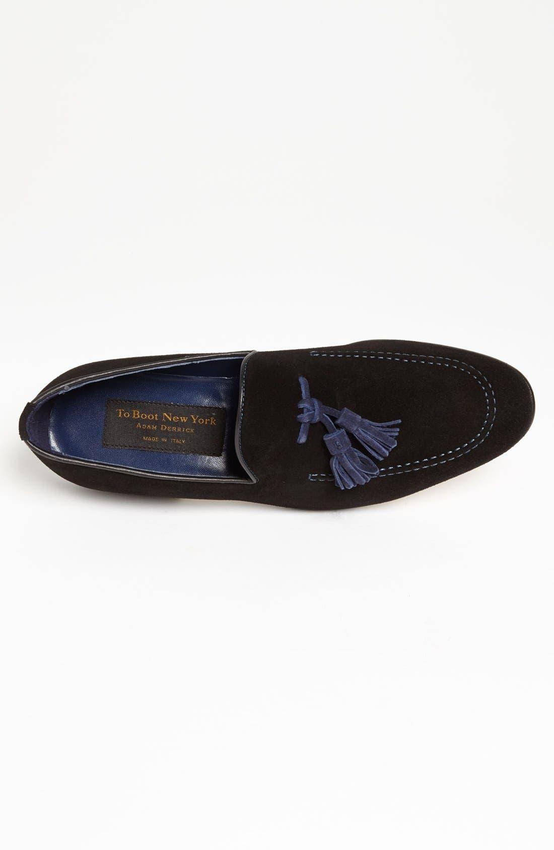Alternate Image 3  - To Boot New York 'Holden' Tassel Loafer