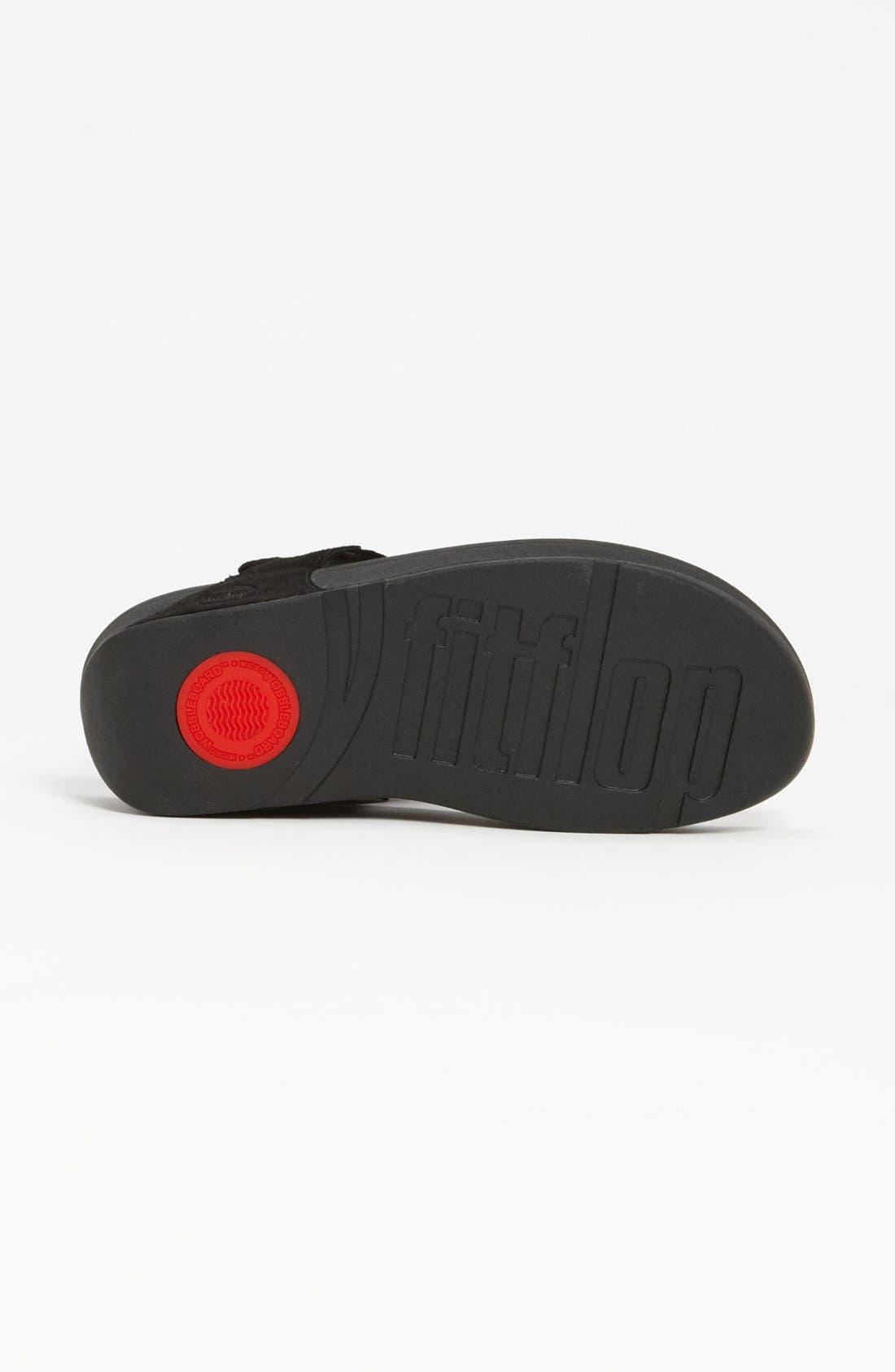 Alternate Image 4  - FitFlop 'Flare™' Slingback Sandal