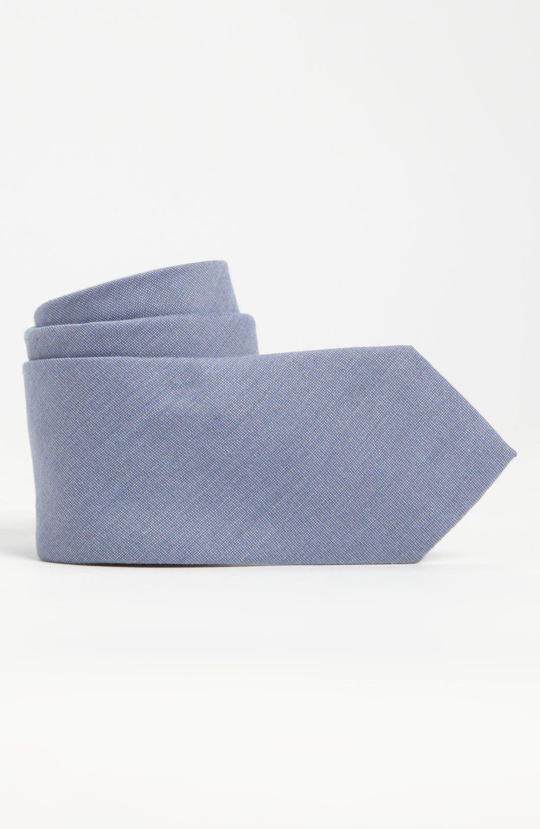 Alternate Image 1 Selected - Nordstrom Woven Tie (Big Boys)