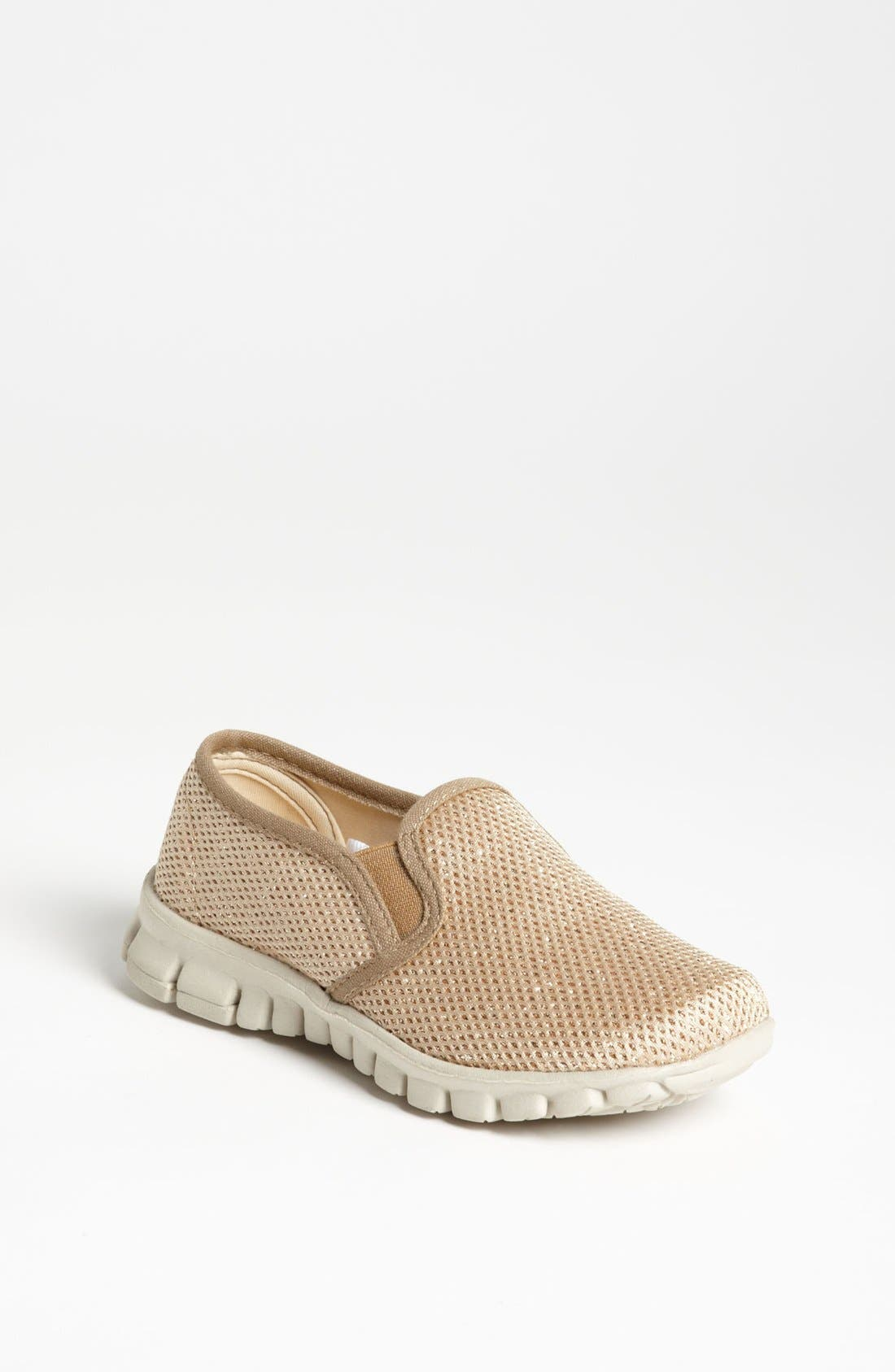 Main Image - NoSox 'Pax' Mesh Glitter Slip-On (Little Kid & Big Kid)