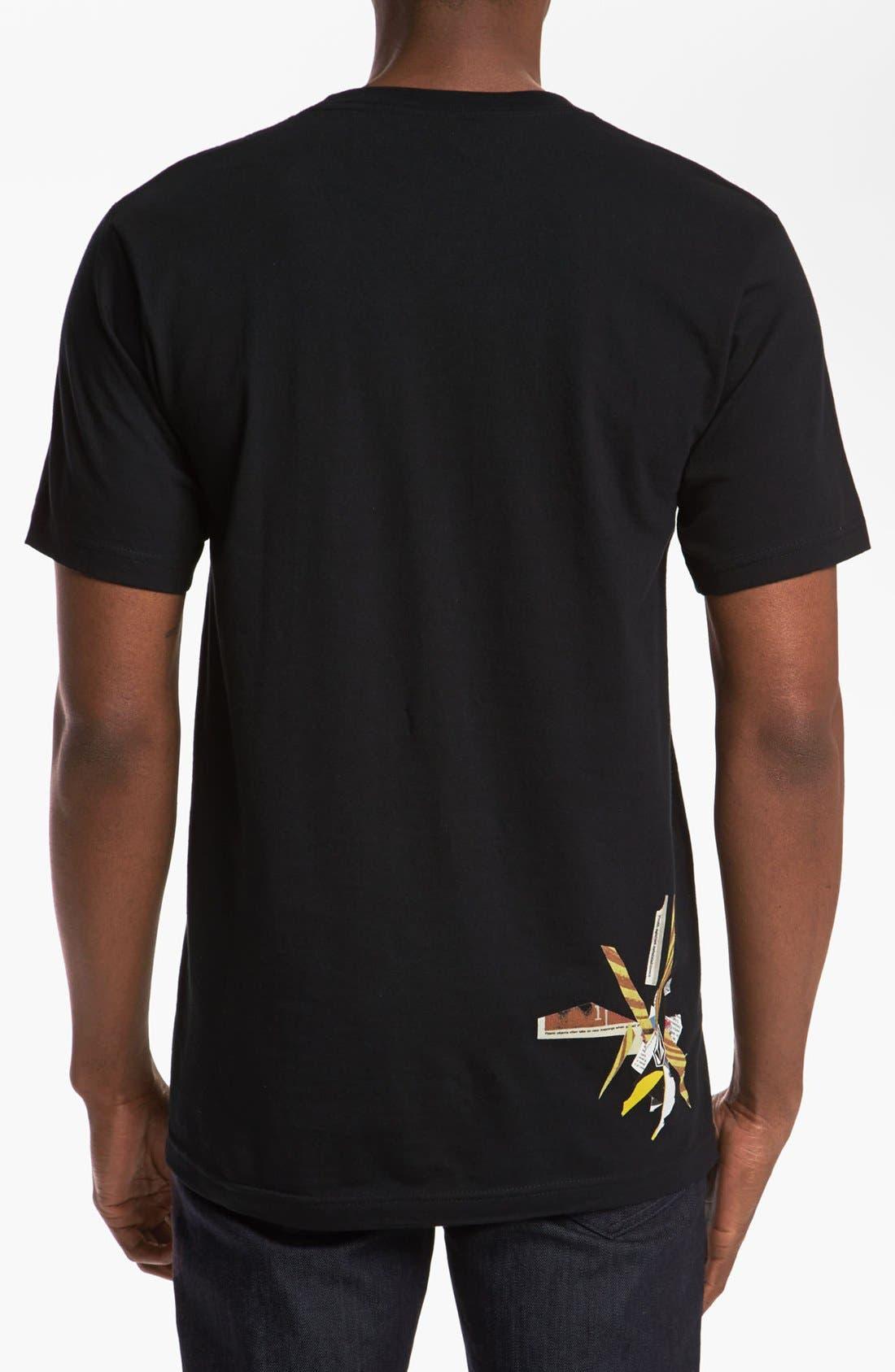 Alternate Image 2  - Volcom 'Pistol Refuge' T-Shirt