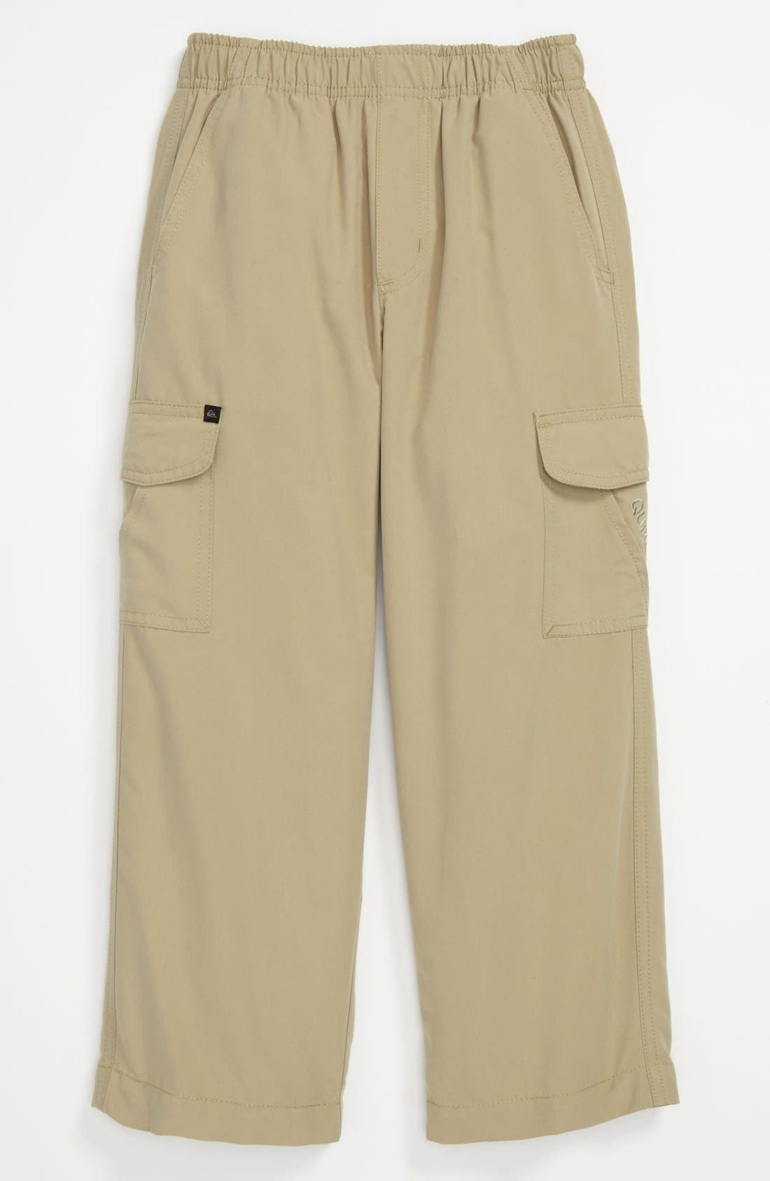 Alternate Image 1 Selected - Quiksilver 'Kamotion' Pants (Little Boys)