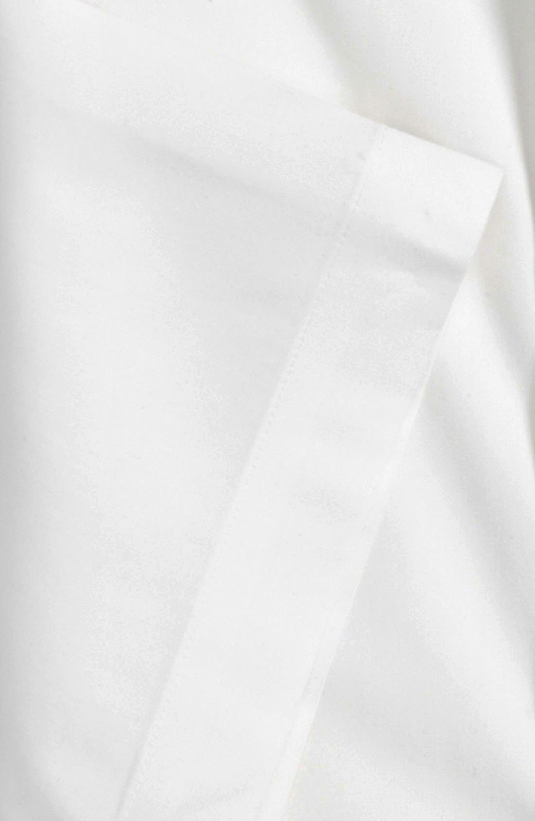 Alternate Image 2  - Nordstrom Smartcare™ Traditional Fit Non-Iron Dress Shirt
