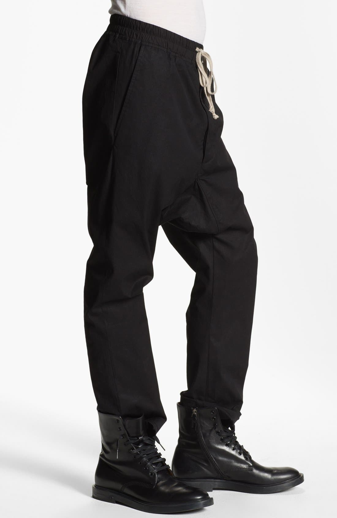 Alternate Image 3  - Rick Owens Jogger Pants