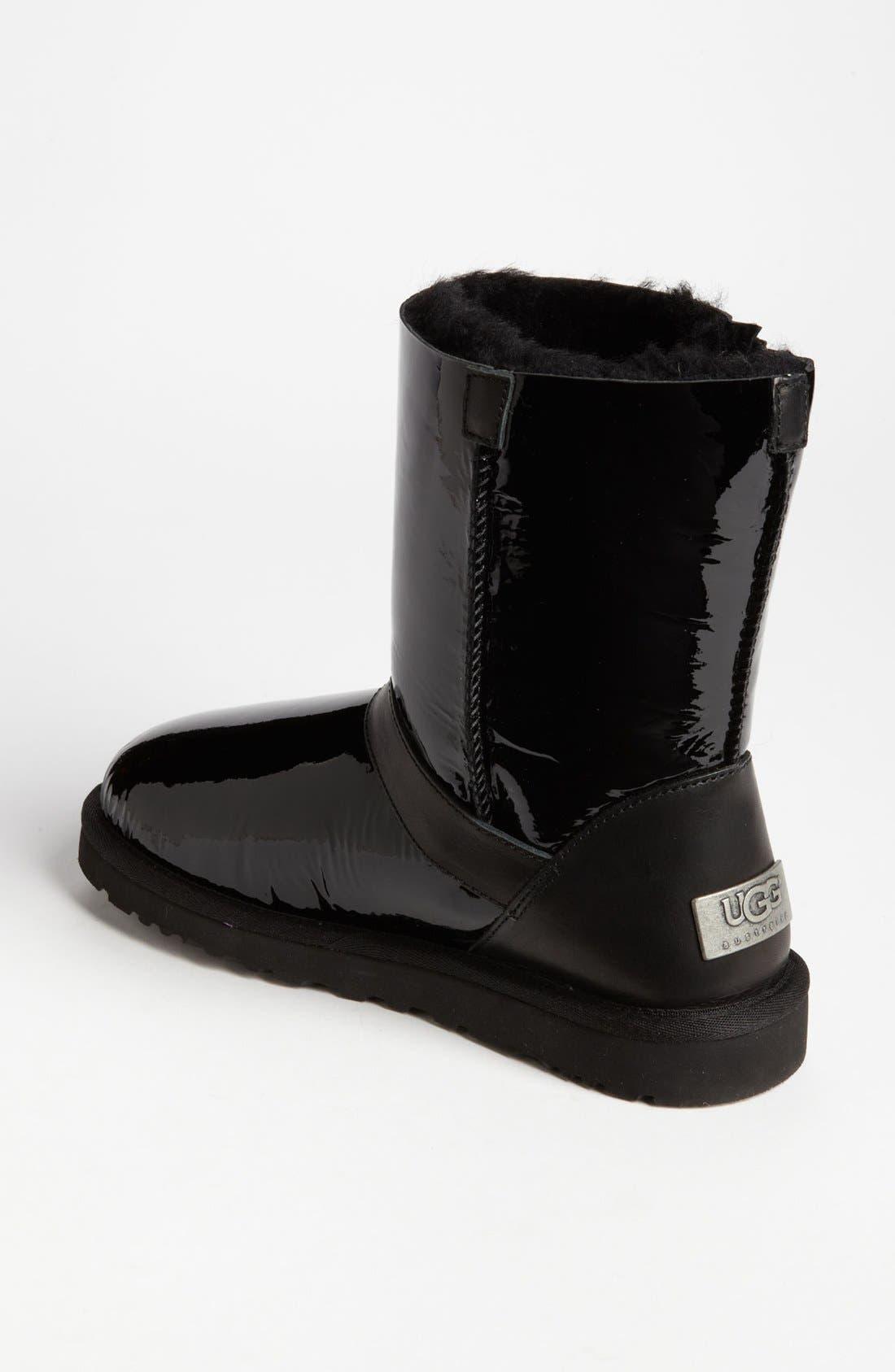 Alternate Image 2  - UGG® Australia 'Blaise' Patent Boot (Women)