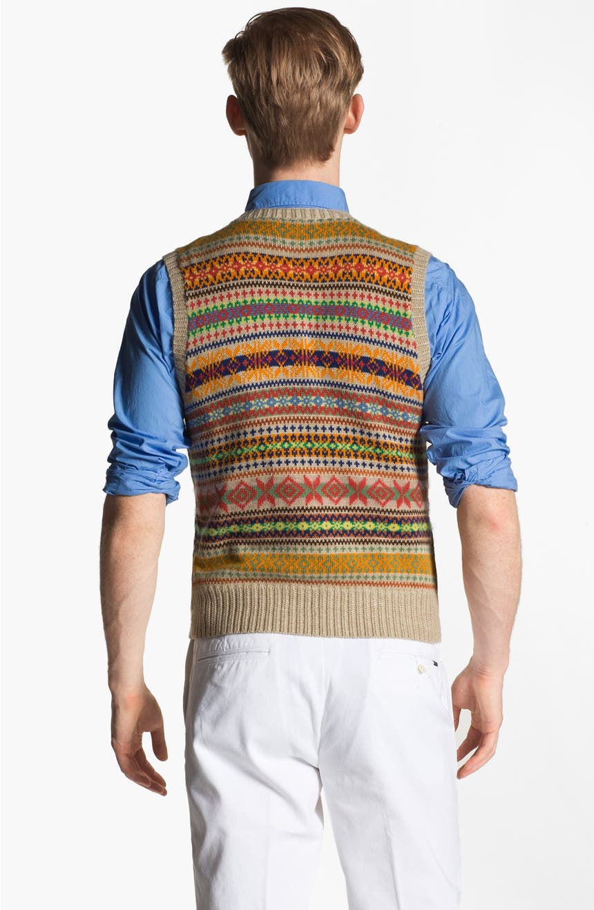 65438c6b1a9ac Polo Ralph Lauren Wool Fair Isle Sweater - Cairns Local Marketing