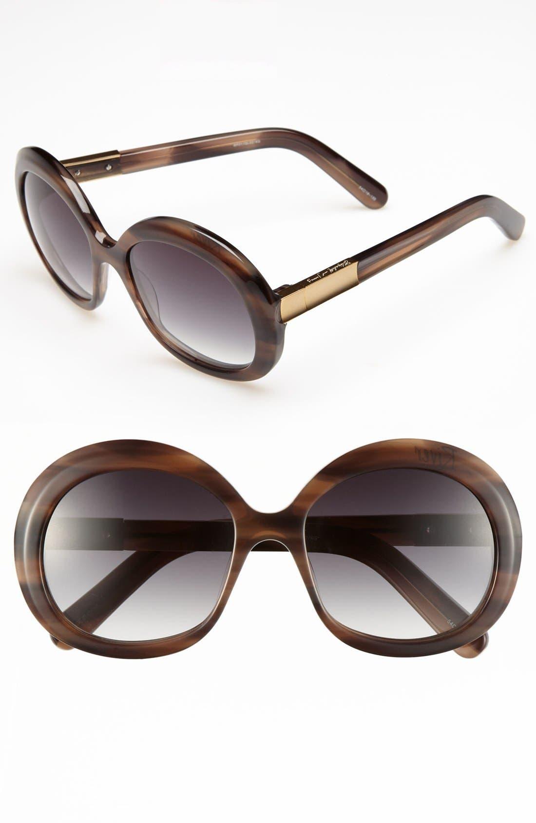 Alternate Image 1 Selected - Elizabeth and James 'River' 54mm Sunglasses