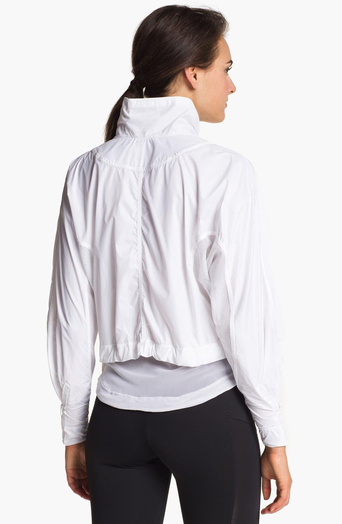 Alternate Image 2  - adidas by Stella McCartney 'Barricade' Warm-Up Jacket