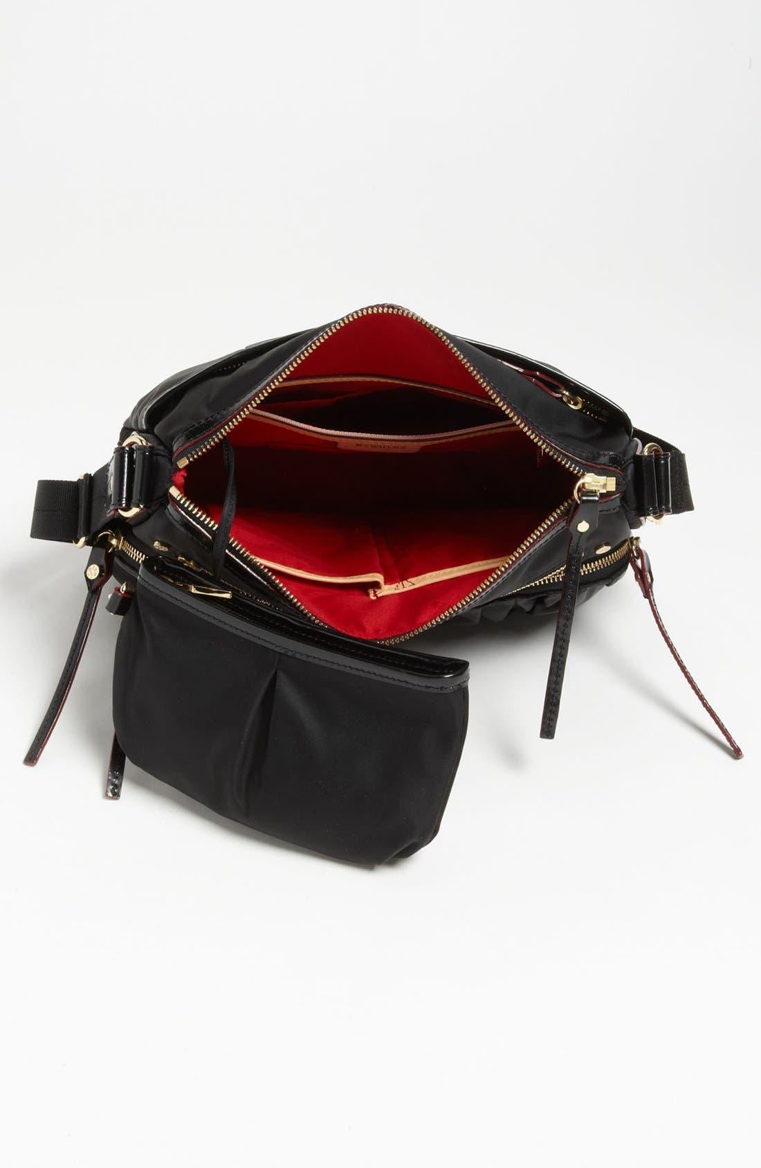Alternate Image 4  - MZ Wallace 'Paige' Bedford Nylon Crossbody Bag