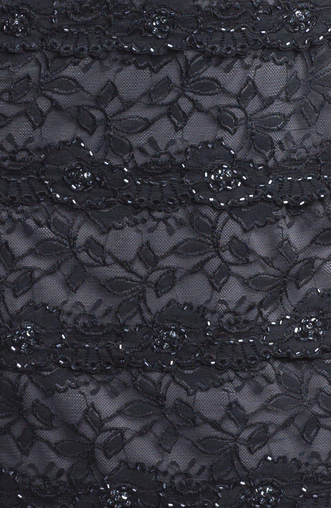 Alternate Image 3  - Patra Embellished Lace Sheath Dress