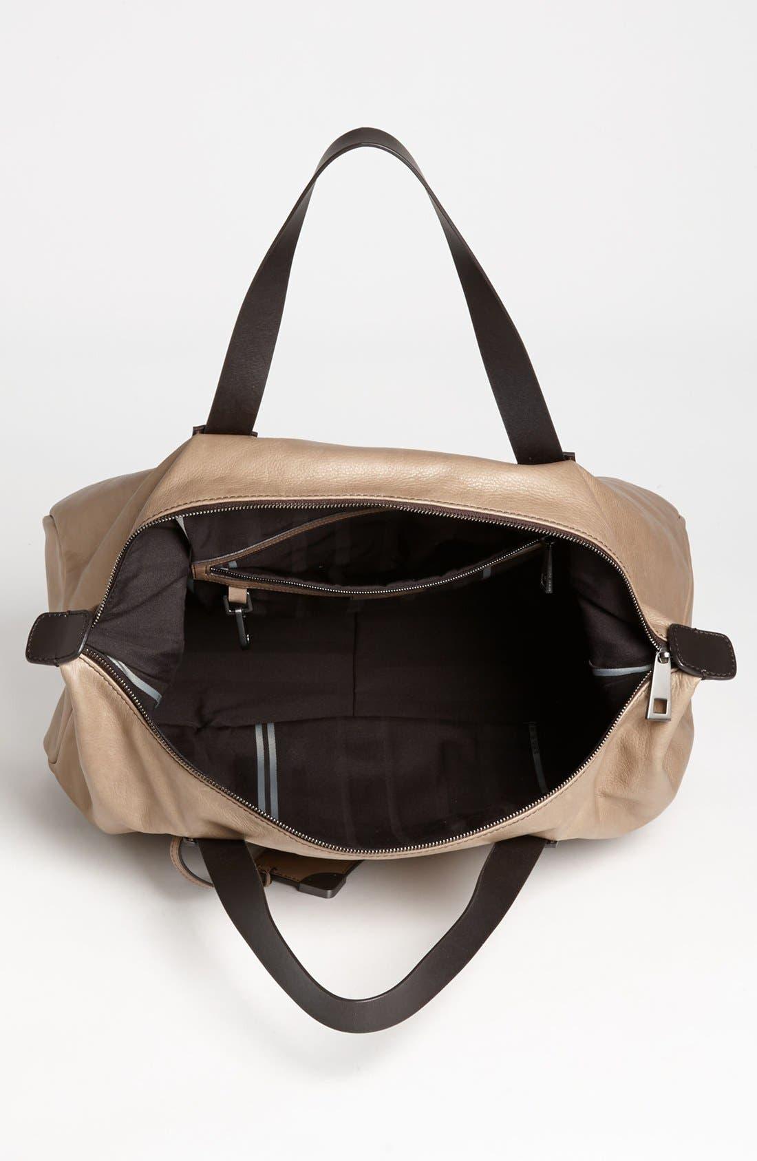Alternate Image 3  - BOSS Black 'Riris' Duffel Bag