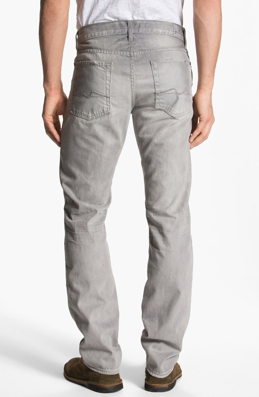 Alternate Image 1 Selected - 7 For All Mankind 'Slimmy' Slim Fit Jeans (Cottage Grove)