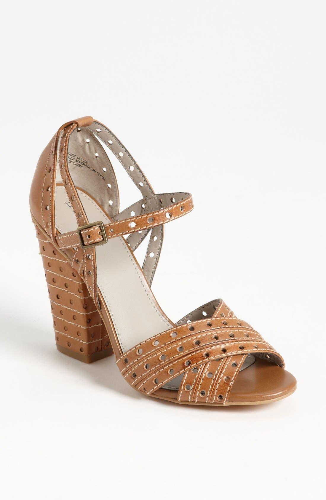 Alternate Image 1 Selected - Hinge® 'Perri' Sandal