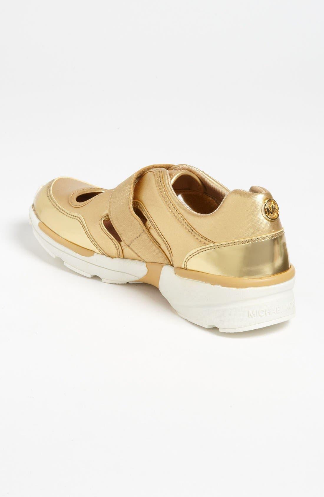 Alternate Image 2  - MICHAEL Michael Kors 'Walker' Cutout Sneaker