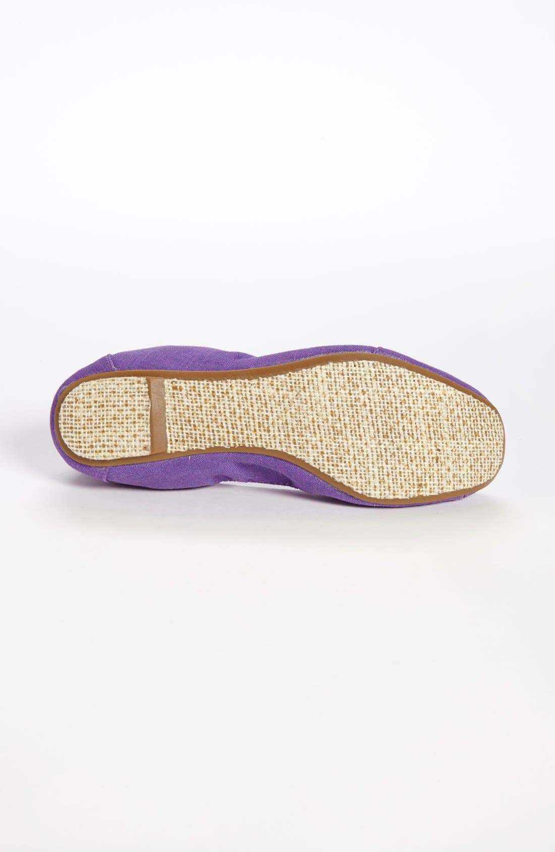 Alternate Image 4  - TOMS Ballet Flat (Women)